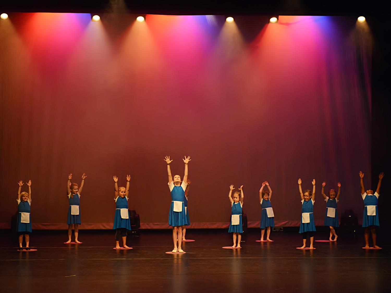 Dance Studio Movenza - Kleuterdans